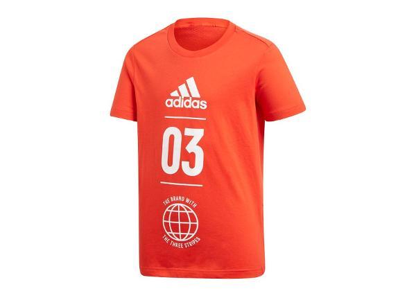 Lasten t-paita Adidas Sport ID JR DV1705