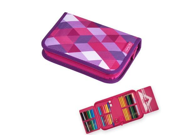 Пенал с наполнением Pink Cubes BB-188545