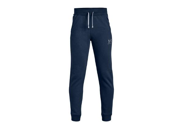 Dressipüksid lastele Under Armour Cotton Fleece Jogger JR 1343679-408