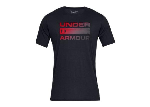Meeste T-särk treeninguks Under Armour Team Issue Wordmark M 1329582-002