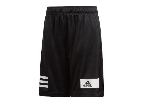 Lasten treenishortsit Adidas Linear Climacool TR Short Junior DV1363