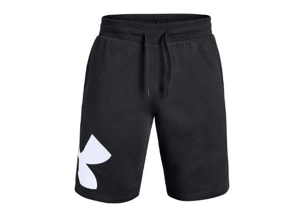 Meeste lühikesed püksid Under Armour Rival Fleece Logo Short M 1329747-001