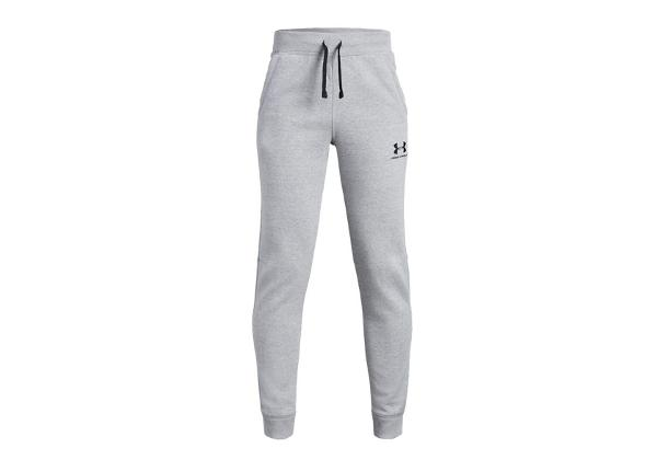 Dressipüksid lastele Under Armour Cotton Fleece Jogger JR 1343679-035