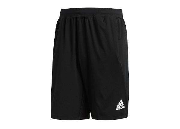 Meeste lühikesed treeningpüksid adidas 4 KRFT Sport Ultimate 9 Shorts M DU1556