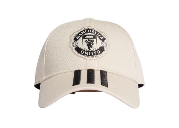 Nokamüts täiskasvanutele adidas MUFC C40 Cap DY7692