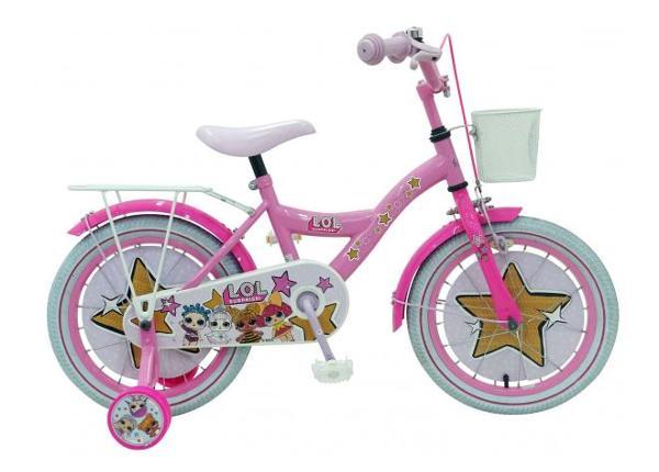 Tüdrukute jalgratas LOL Surprise 16 tolli TC-189133