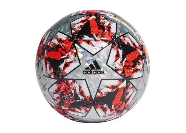 Jalkapallo Adidas Finale Top Capitano EJ9028