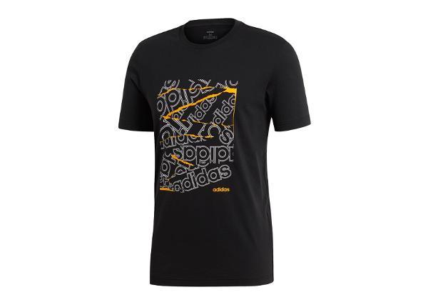 T-särk meestele adidas M BG GRFX TEE M EI4590