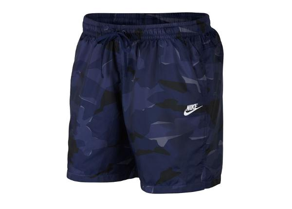 Miesten shortsit Nike NSW Club Camo Woven Short M AR2922-410