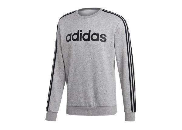 Miesten verryttelypaita Adidas Essentials 3 Stripes Crewneck Fleece M EI4902