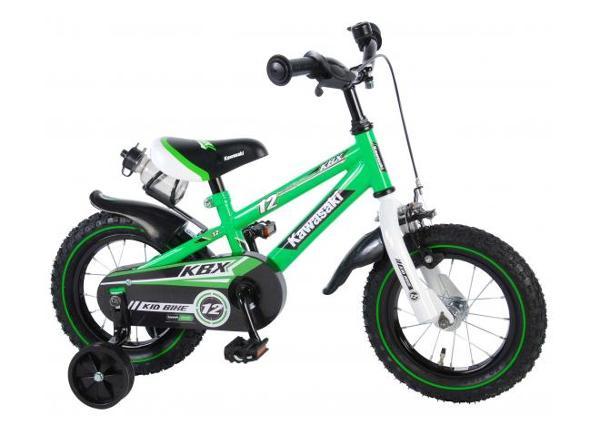 """Lasten polkupyörä Kawasaki 12"""" TC-189315"""