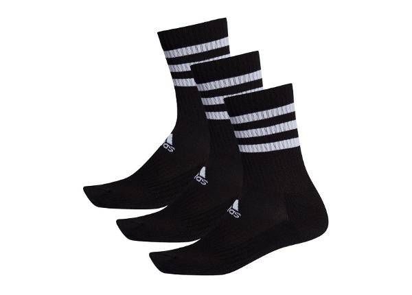 Aikuisten sukat Adidas 3S CSH Crew DZ9347 3 paria