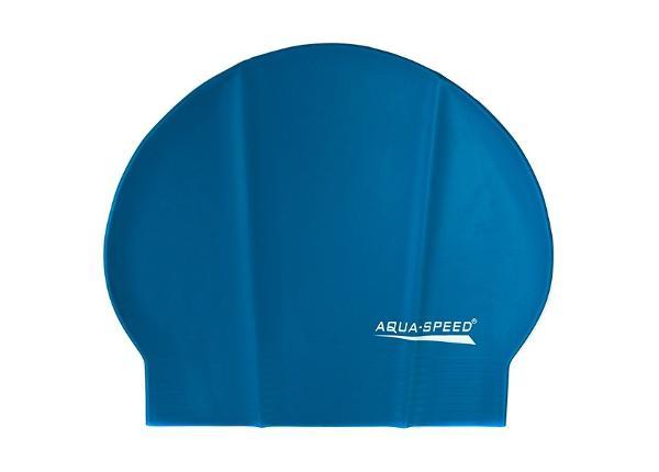 Täiskasvanute ujumismüts Aqua-Speed Soft Latex 2