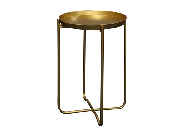 edc5d61b744 Diivanilaud RU-189813 Diivanilaud on valmistatud metallist, viimistletud  kuldse värviga • kandik on lihtsasti eemaldatav • kandiku sügavus 4 cm • Loe  edasi.