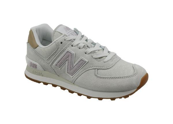 Naisten vapaa-ajan kengät New Balance W WL574LCC