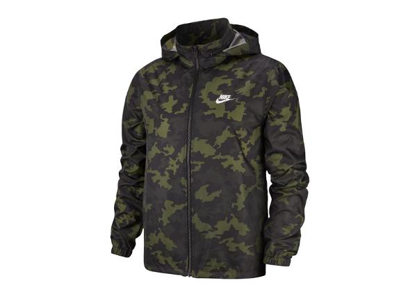 Miesten tuulitakki Nike NSW Hooded Windbreaker M BV2979-331