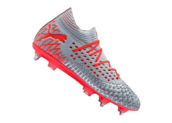 Miesten jalkapallokengät Puma Future 4.1 NETFIT MX SG M 105676-01 TC-190226