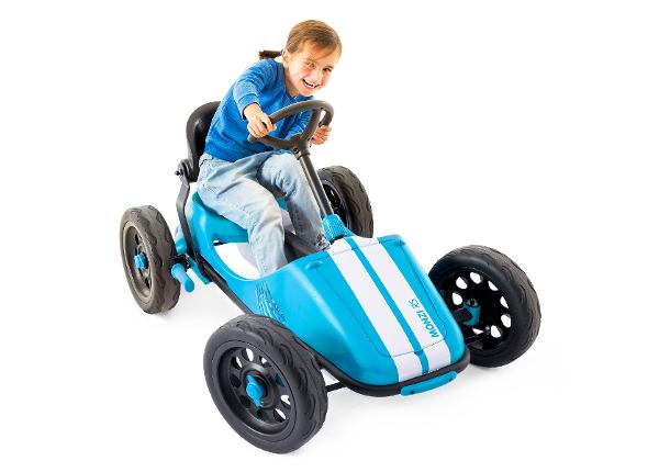 Автомобиль с педалями Monzi-RS Chillafish
