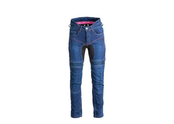Motopüksid naistele Jeans W-TEC Biterillo Lady