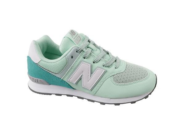 Naisten vapaa-ajan kengät New Balance W GC574D5