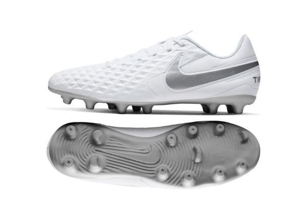 Jalgpallijalatsid lastele Nike Tiempo Legend 8 Academy Club FG/MG M AT6107-100