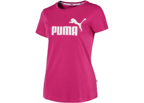 Naisten vapaa-ajan paita Puma Ess Logo Tee W 851787 50