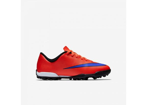 Lasten jalkapallokengät Nike Mercurial Vortex II TF Jr 651644-650