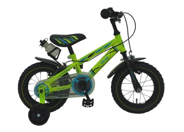 "Poikien polkupyörä Volare Electric Green 12"""