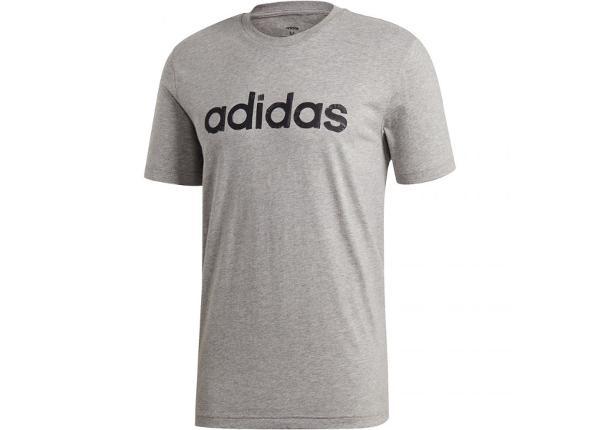 Мужская футболка adidas M Graphic Linear Tee 3 M EI4580