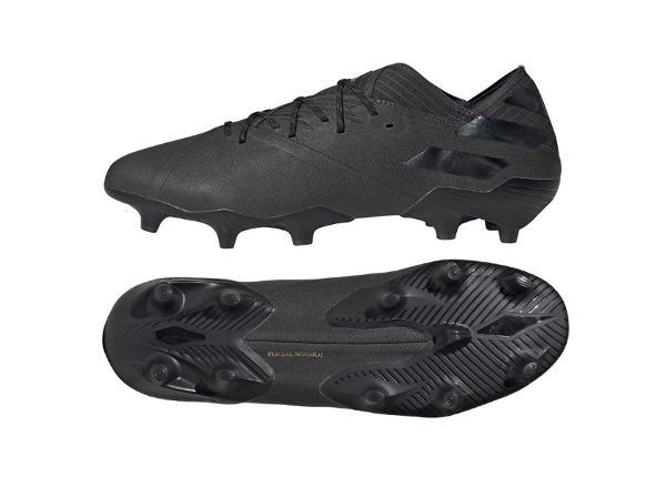 Мужские футбольные бутсы adidas Nemeziz 19.1 FG M F34409