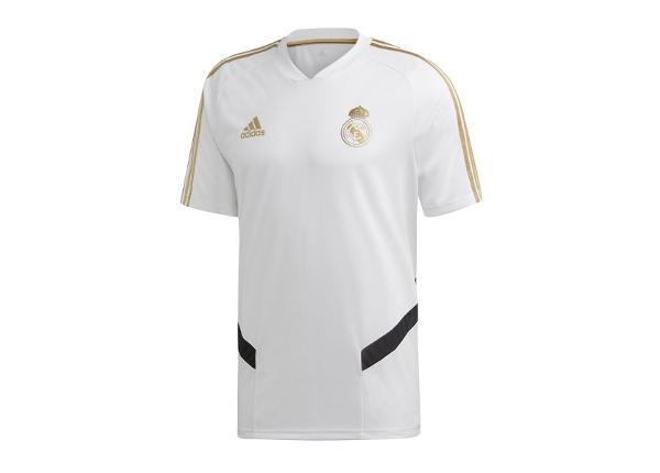 Мужская футболка adidas Real Madrid Training Jersey M DX7849