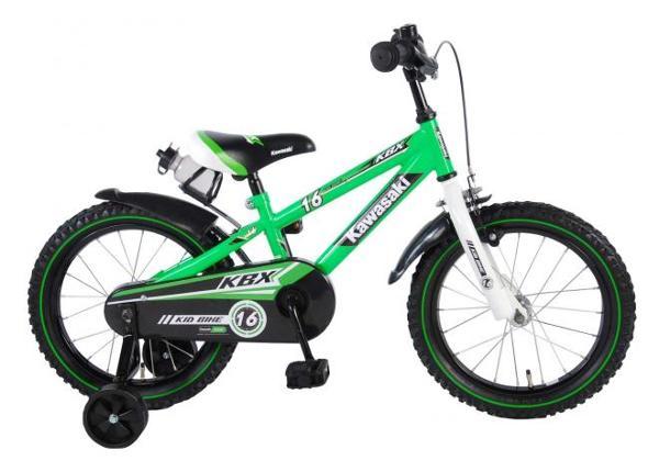 Laste jalgratas Kawasaki 16 tolli