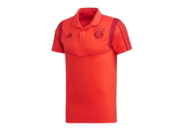 Мужская поло рубашка adidas Bayern Monachium 19/20 M DX9186