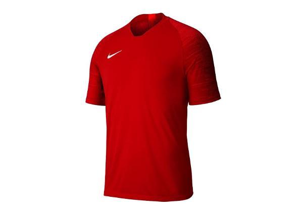 Lasten treenipaita Nike Dri Fit Strike SS Top JR AJ1027-657