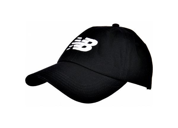 Nokamüts naistele New Balance Brim Snapback Cap LAH91017-BK
