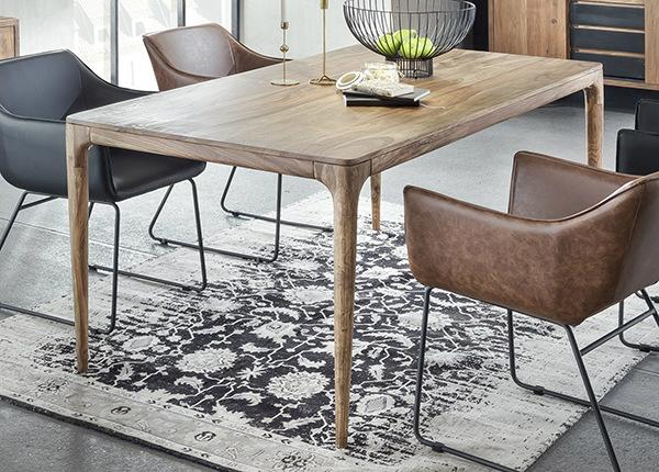 Обеденный стол Mid Century 140x70 cm AY-190906