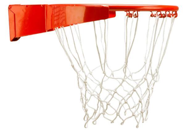 Баскетбольная корзина с сеткой New Port