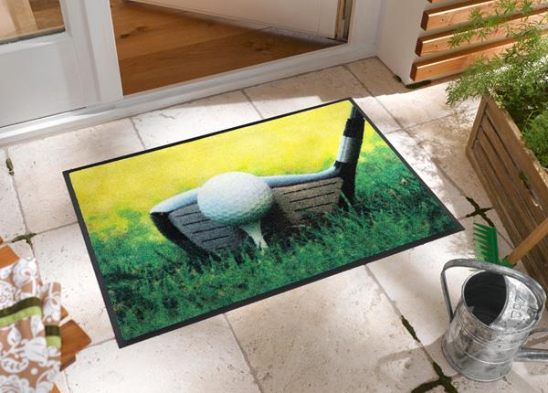 Дверной коврик Golf 50x75 см