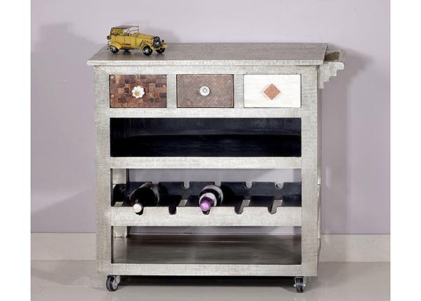 Sivupöytä Metal&Bone AY-191160