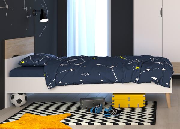 Кровать Norsk 90x200 cm