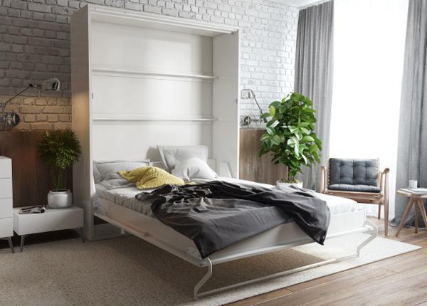 Откидная кровать-шкаф Invento 160x200 cm