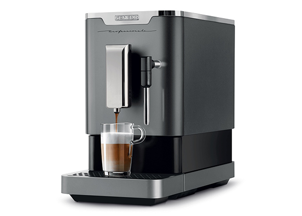 Эспрессо-машинка Sencor