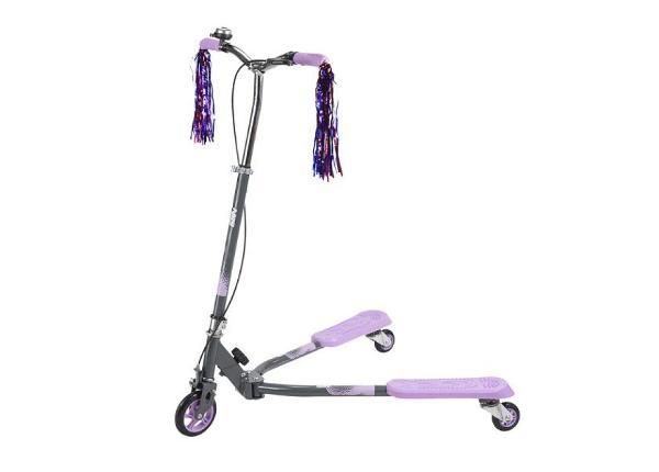 Potkulauta Nils Extreme Purple Fliker