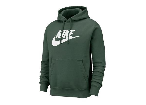 Мужская толстовка Nike NSW Club Hoodie Pullover BB GX M BV2973-370