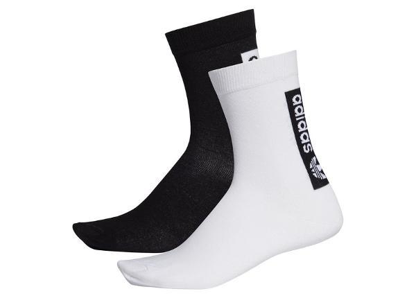 Sokid meestele adidas Originals Thin Crew Sock 2 pakk M ED8030