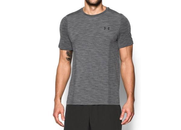 Мужская тренировочная футболка UA Threadborne Knit SS M 1289596-040