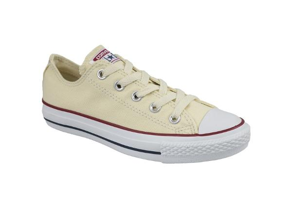 Naisten tenniskengät Converse C. Taylor All Star OX Natural White W M9165