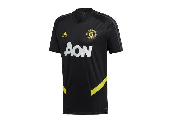 Мужская футболка adidas MUFC Training Jersey M DX9030