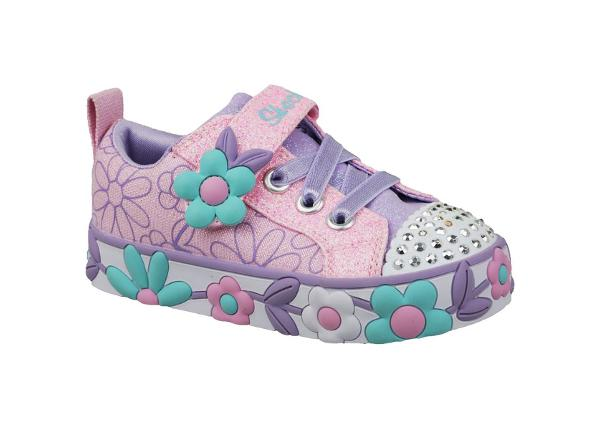 Lasten vapaa-ajan kengät Skechers Daisy Lites Jr 10965N-PKMT
