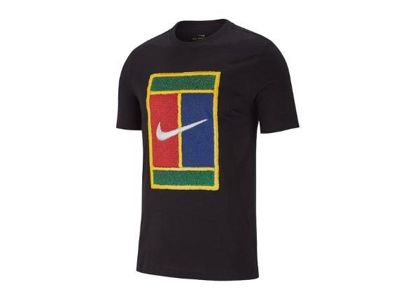 Miesten t-paita Nike Court T-shirt M BV7010-010